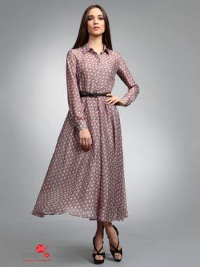 Платье ЭНСО, цвет розовый