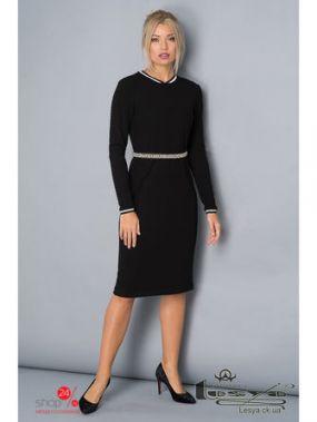 Платье Lesya, цвет черный
