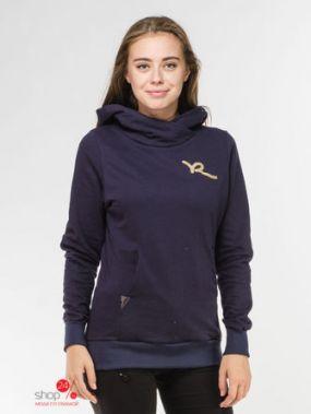 Толстовка Rocawear, цвет темно-синий