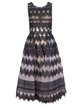 Кружевное платье Chalice