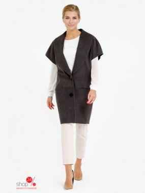 Пальто Xarizmas, цвет темно-серый
