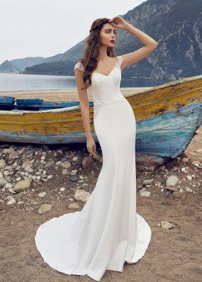 Свадебное платье-трансформер SOL037