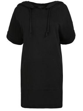 Хлопковое платье-туника