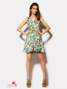Платье Cardo, цвет салатовый