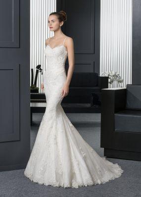 Свадебное платье силуэта русалка ROSA CLAR? 8A59