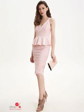 Платье CONCEPT CLUB, цвет светло-розовый