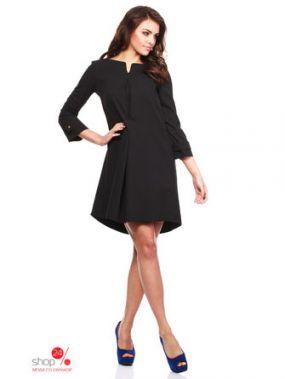 Платье MOE, цвет черный