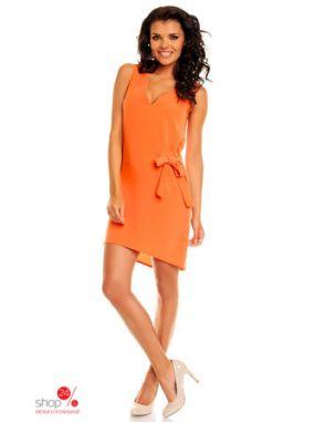Платье Nommo, цвет оранжевый