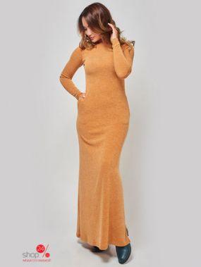Платье Bessa, цвет горчичный