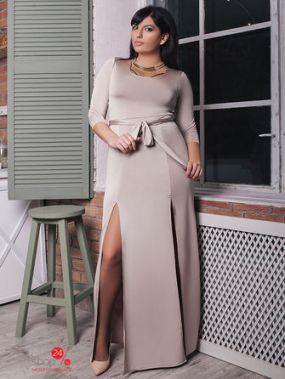 Платье Margo, цвет бежевый