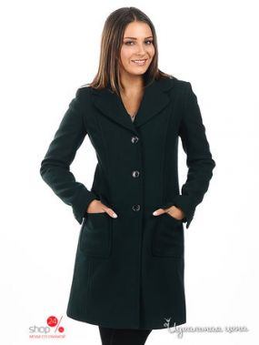Пальто Galliano, цвет темно-зеленый