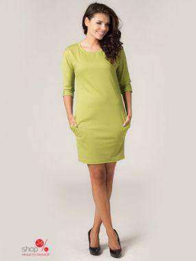 Платье Tessita, цвет зеленый