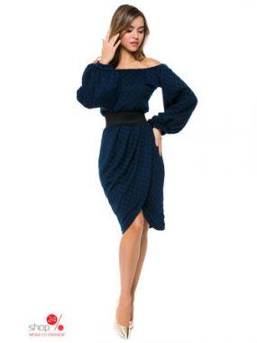Платье Marrushka, цвет темно-синий
