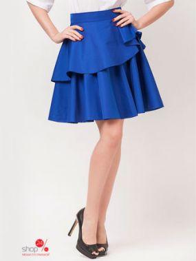 Юбка Molegi, цвет синий