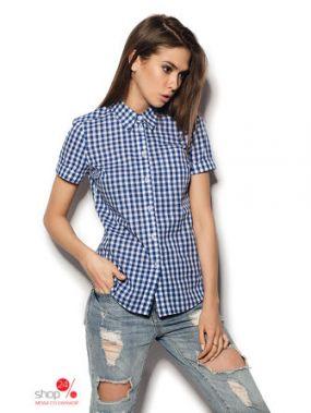 Рубашка Cardo, цвет синий