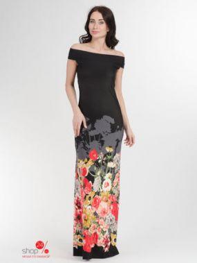 Платье Lo.Te, цвет черный