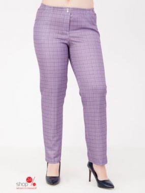 2 пары брюк Klingel, цвет сиреневый, клетка