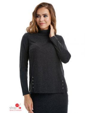 Водолазка Lala Style, цвет черный