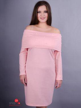Платье Glory, цвет персиковый
