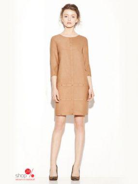Платье BURVIN, цвет песочный