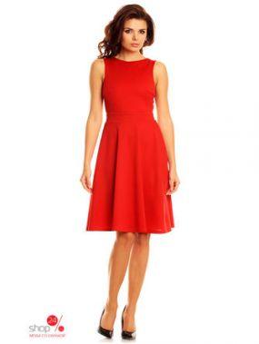 Платье Nommo, цвет красный