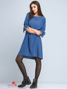 Платье LaVela, цвет синий