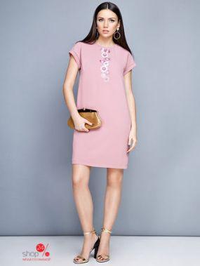 Платье LaVela, цвет светло-розовый