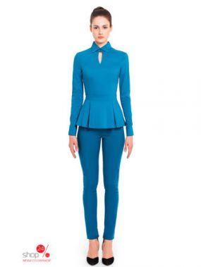 Блуза Indigira, цвет бирюзовый