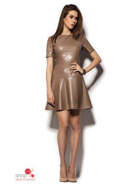 Платье Cardo, цвет бежевый