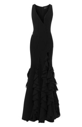 Платье-макси с разрезом Philipp Plein