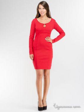 Платье Armani Jeans, цвет красный