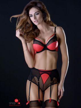 Трусы Caprice Lingerie, цвет черный, красный