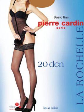Чулки, 2 пары, 20 den Pierre Cardin, цвет бежевый