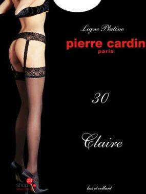 Чулки, 2 пары, 30 den Pierre Cardin, цвет белый