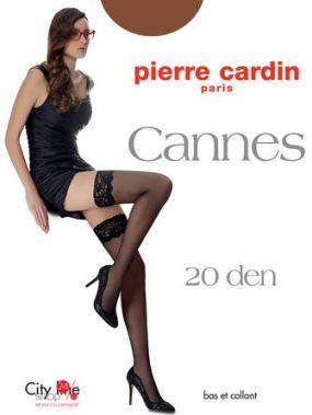 Чулки, 2 пары, 20 den Pierre Cardin, цвет бронзовый