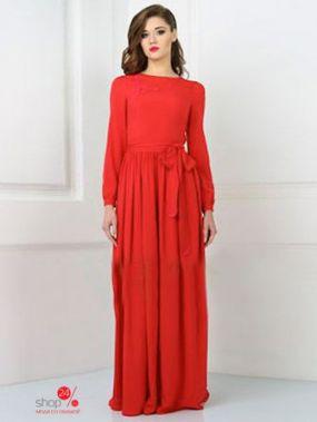 Платье Iola Lux, цвет красный