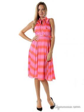 Платье Eva Franco, цвет розовый