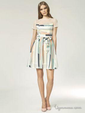 Платье Nife, цвет мультиколор
