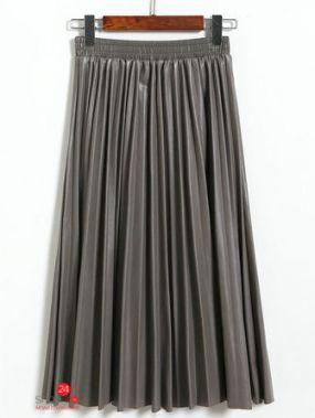 Юбка TRENDies, цвет серый