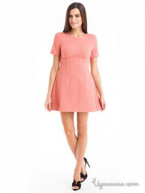 Платье Leo Mayers, цвет розовый