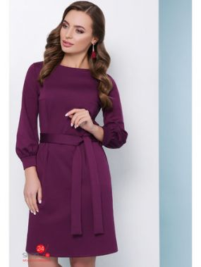 Платье MarSe, цвет фиолетовый