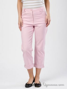 Брюки Thalassa, цвет розовый