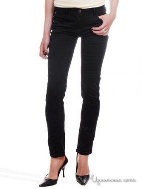 Прямые джинсы Victoria, длина 30 Million X Woman, цвет черный
