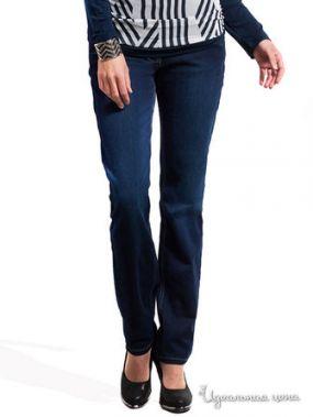 Прямые джинсы Victoria, длина 30 Million X Woman, цвет темно-синий