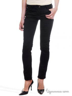 Прямые джинсы Victoria, длина 32 Million X Woman, цвет черный