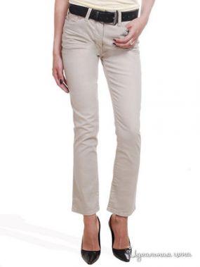 Прямые джинсы Rita Wave, длина 32 Million X Woman, цвет светло-серый