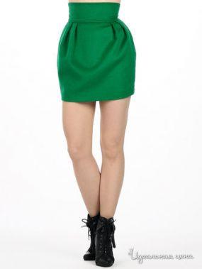 Юбка Maria Rybalchenko, цвет зеленый