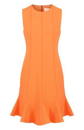 Приталенное мини-платье без рукавов Victoria, Victoria Beckham