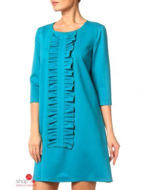 Платье Adzhedo, цвет бирюзовый