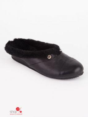 Тапочки Paoletti, цвет черный